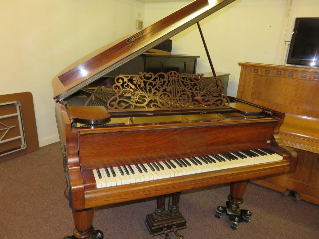 Piano Tuning and Repair Aberdeen