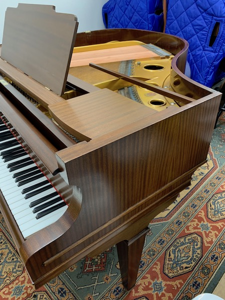Piano Tuning and Repair Edinburgh